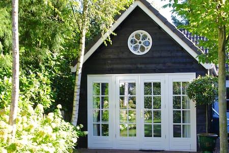 Charming garden cottage Laren, 25 min to Amsterdam - Laren