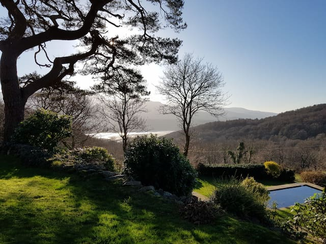 Cader View Annexe: Mountains, Sea and Lovely Walks