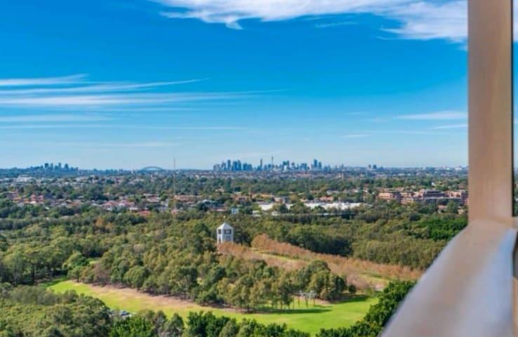 ♛Sydney Olympic Park 2BR Harbour City View Apt