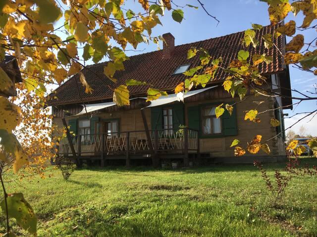Wiejskie Klimaty - Elgnowo - House
