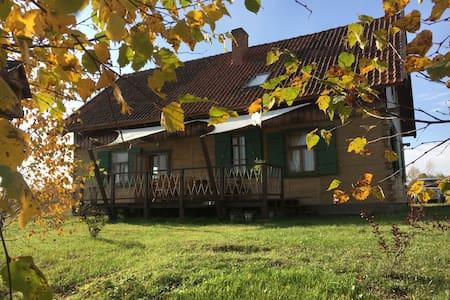 Wiejskie Klimaty - Elgnowo - Hus
