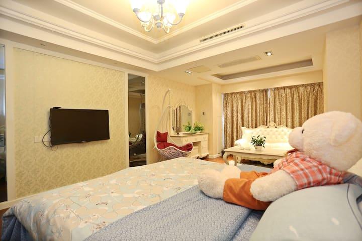 地铁口带厨卫欧式高档公寓 - Changsha