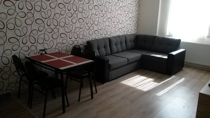 New Clean Apartment near subway station Tbilisi