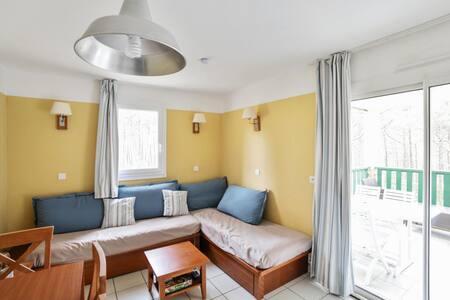 Appartement 2 pièces 5 personnes Confort 154251