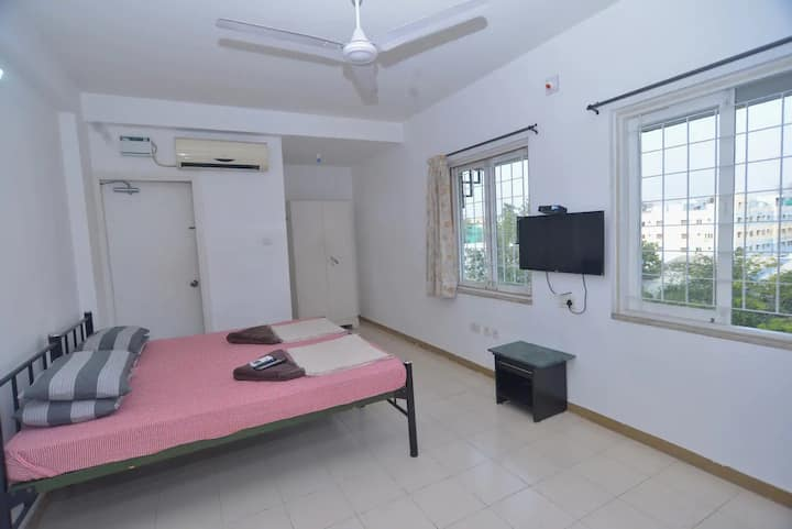Two Bedroom Apartment in Coimbatore