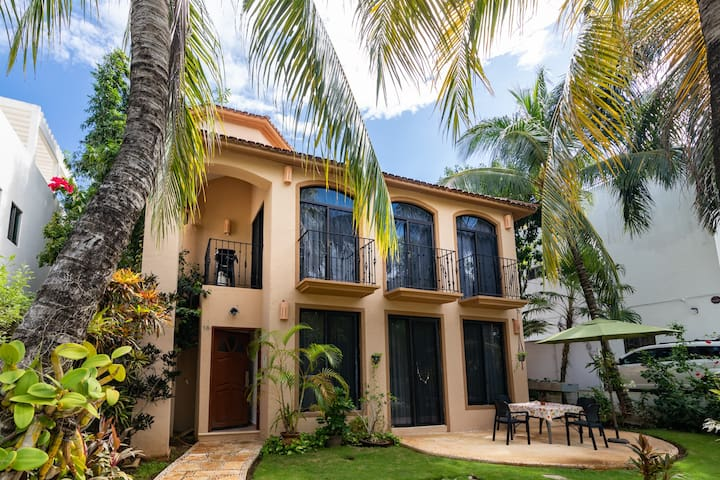 Condo for 5 in Playacar - Close to the beach - BBQ