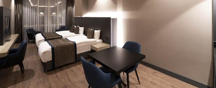 Menalo Suites Express Istanbul Airport Family Room