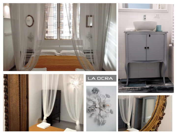 "RM 2""La Ocra"": En-suite DBL in charming B&B"