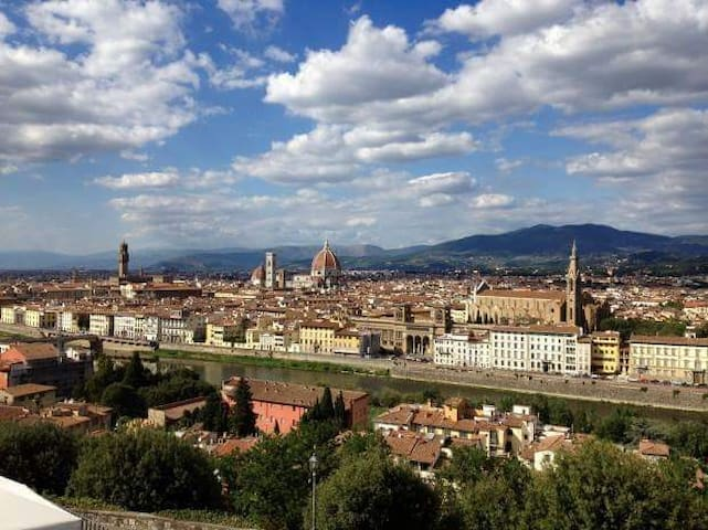 Central HOUSE a FIRENZE * 2 min from  Station