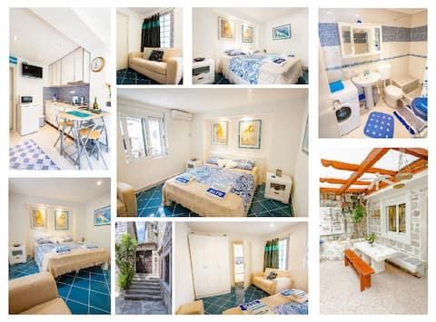 Квартира з приватним садом - від Bluemarine.