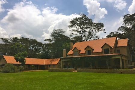 British family home in leafy Karen - Nairobi - Ház