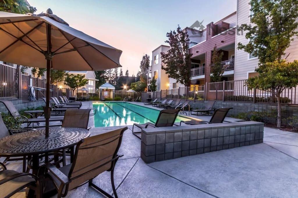 Lakeside Gated 2bed 2 Bath Apartment Apartments For Rent In San Jose California United States