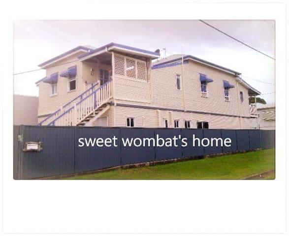 Wombat's Place Zu Zu room - Parramatta Park
