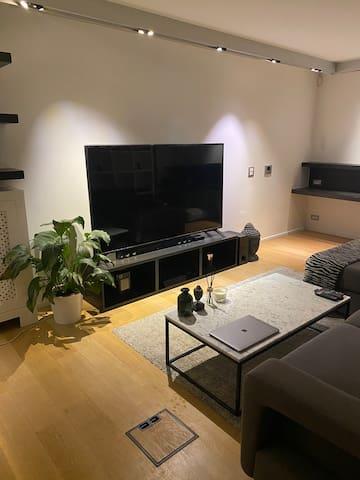 Luxueux  Appartement 1ch proche Bois de la cambre