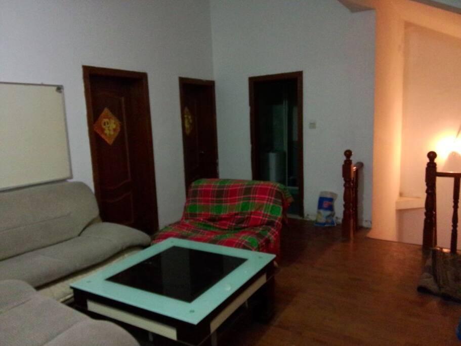 客厅--livingroom
