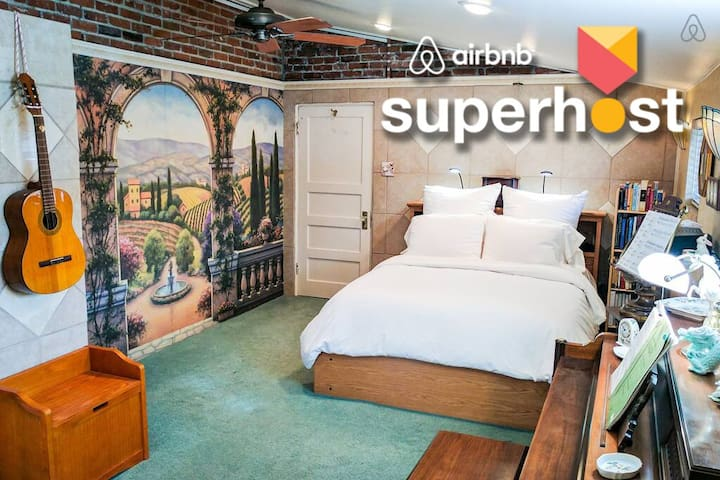 Best Reno RiverSuite ❤️ Superhost +NoCleanFee+Wifi