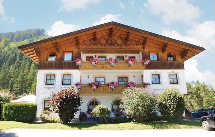 Holiday apartment with 1 bedroom on 38m² in Bichlbach