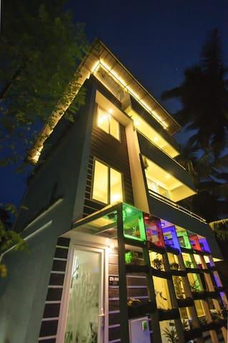 "Surabhilam Homestays 1- "" Your own beach house"""