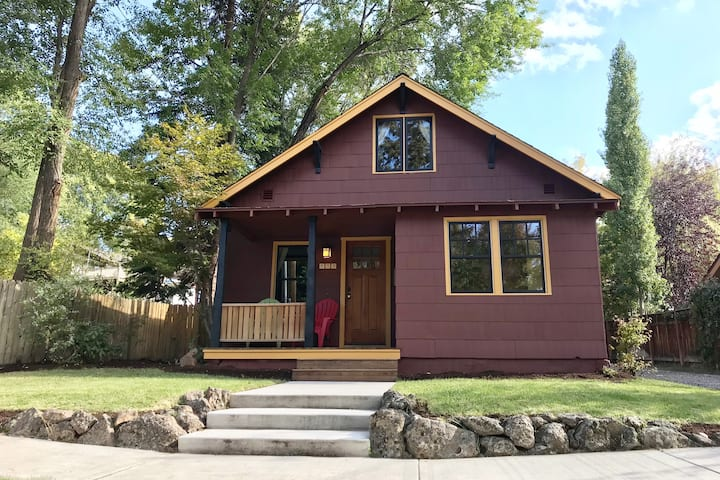 Caldera House - Historic 2bed/2bath in downtown
