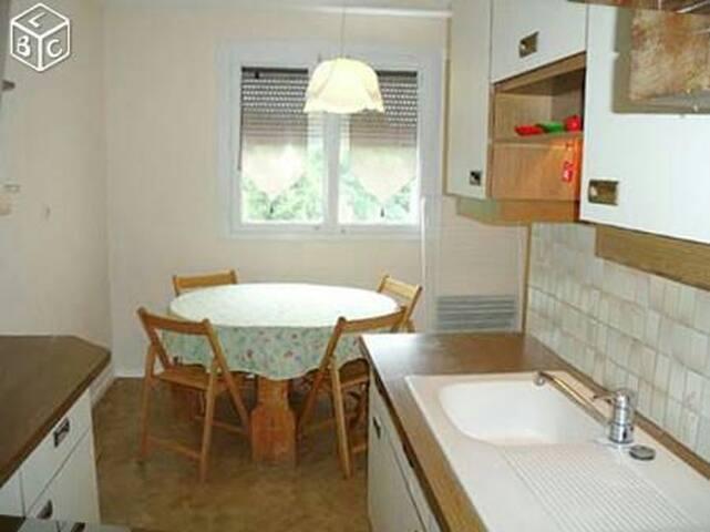 Appartement meublé  et tout équipé - Saint-Apollinaire - Byt