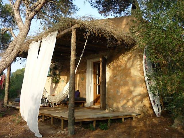 Colonia Sant Jordi, playa, Es Trenc - Colònia de Sant Jordi - Cabin
