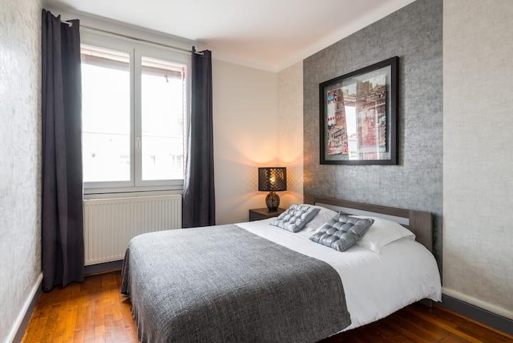 LA LOGE -  3 rooms in Lyon 7