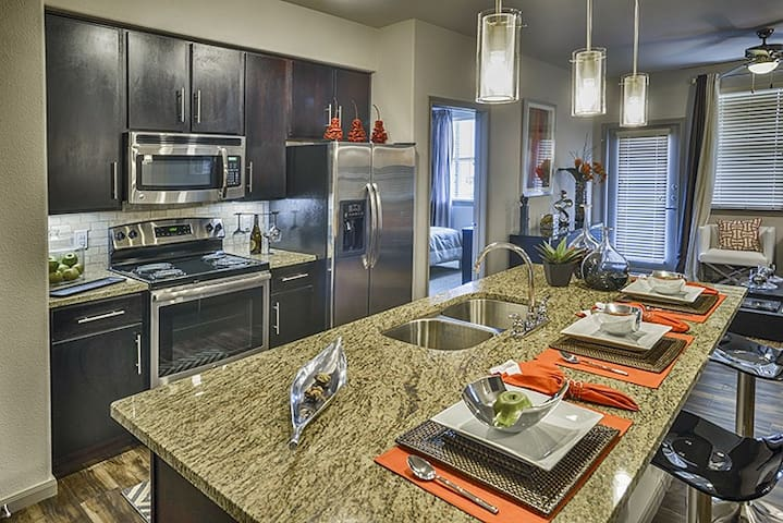 Home away from home for SuperBowl 2017 Houston TX - Pearland - Apartemen