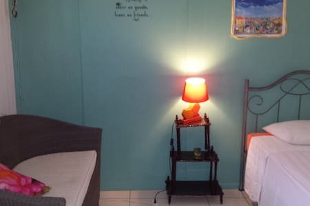 1 Person Room at Fairytale Curaçao - Willemstad