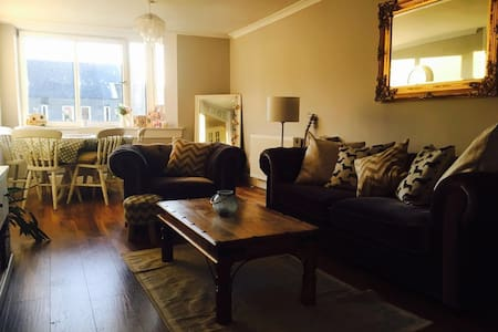 Double bed in cosy lovely location! - Edynburg - Apartament
