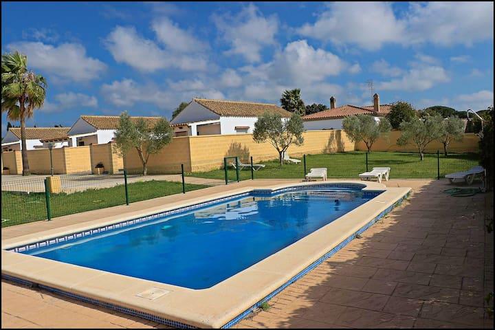Complejo turístico con piscina en Conil (173) - Conil de la Frontera