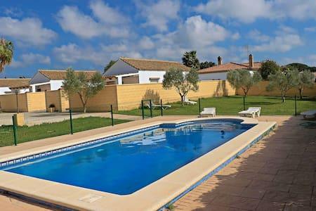 Complejo turístico con piscina en Conil (173) - Conil de la Frontera - Talo