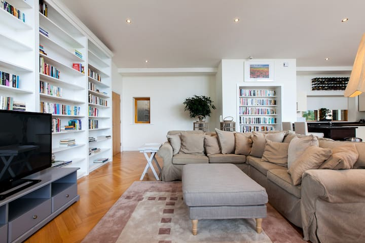 Ridge Hall Penthouse One - Ballybrack - Appartement