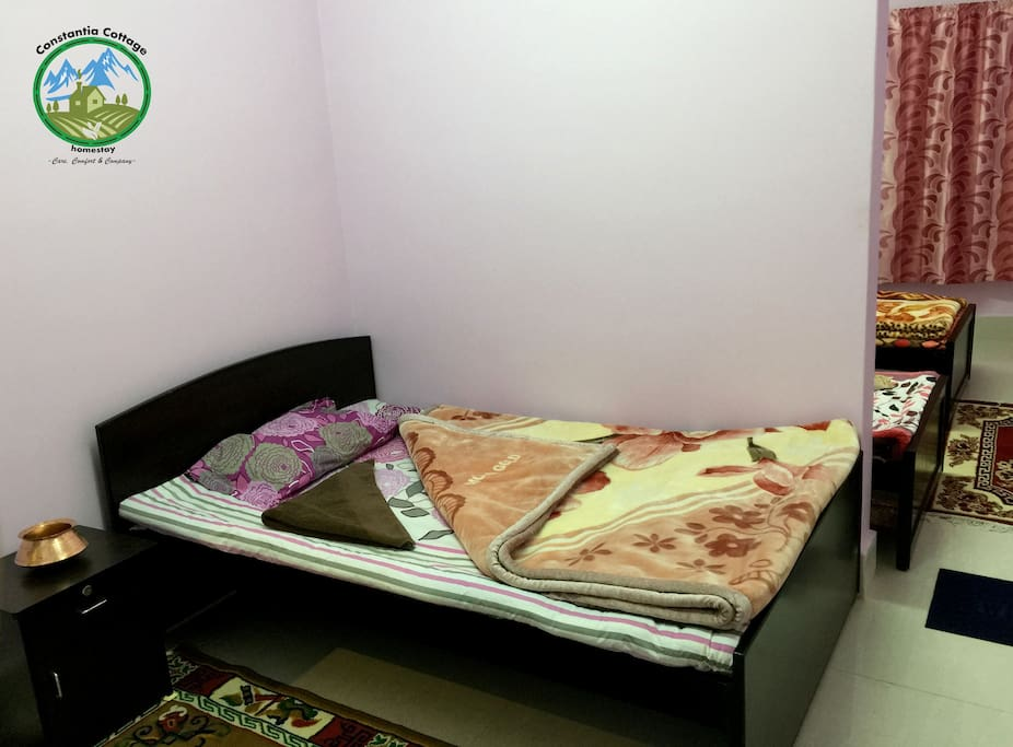 Family Suite (Double Bed Room)