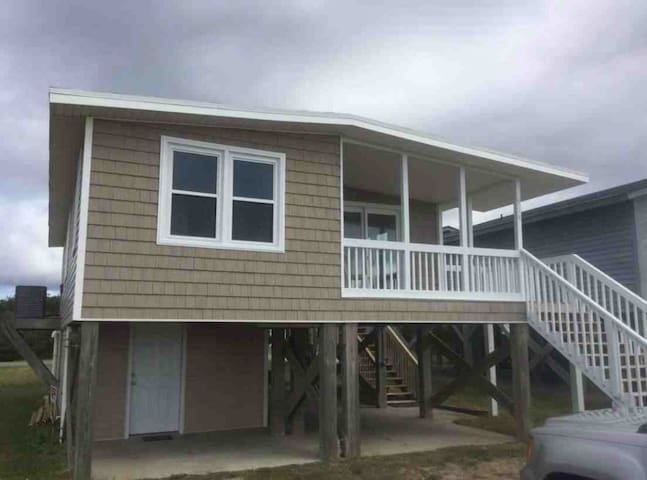 If you love the beach, you'll love this house!