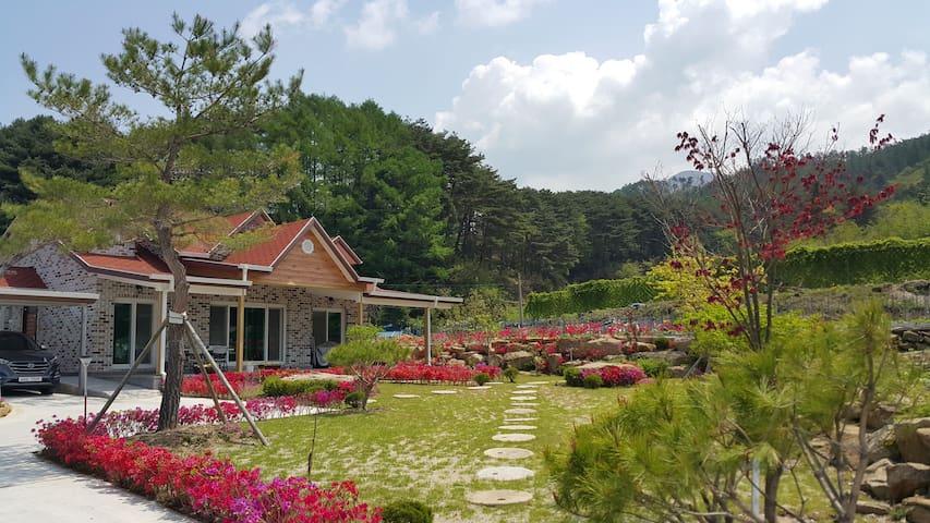 청정 지역에서 힐링 ㅡㅡ - Jucheon-myeon, Namwon-si - 一軒家