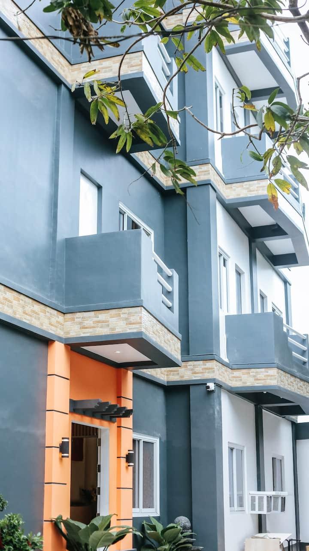 Acquapert Residences Quadruple Room