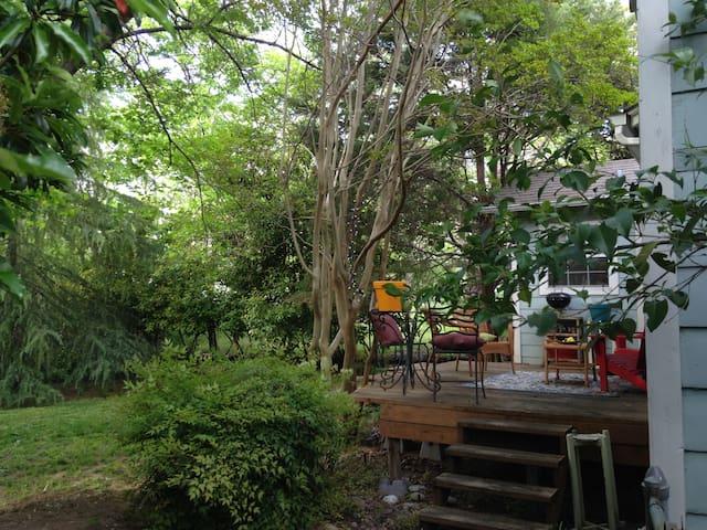 Cozy home,  Funky, near White Rock Lake - Dallas - Casa