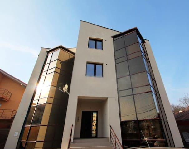 apartament close to Pallas Mall - Iași - Wohnung