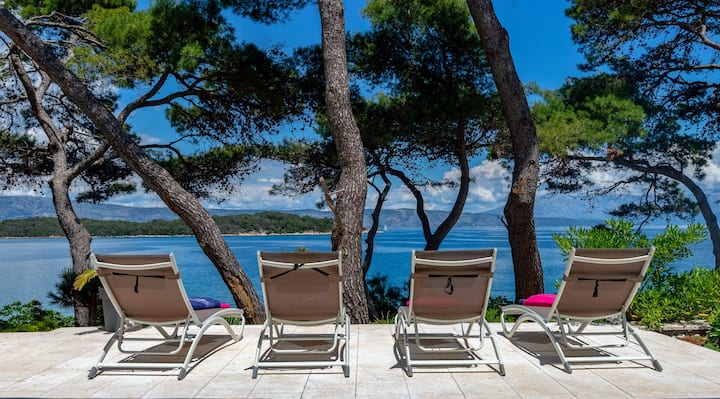 Villa Ana Hvar - Croatia Luxury Rent