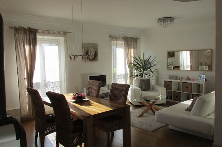 Appartement Duplex en centre ville - Le Puy-en-Velay - Byt