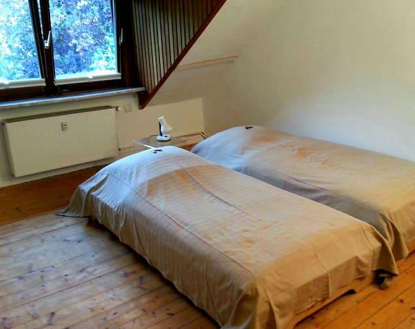 Große Wohnung mit Küche + Bad - Sundern (Sauerland) - Apartamento