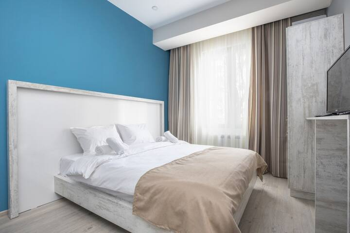 ARMT-Double room in Stay Inn Republic Hotel12/6-10