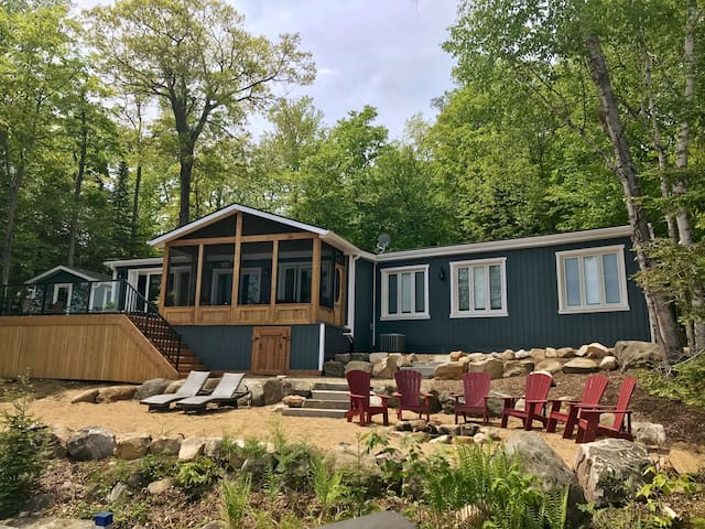 Muskoka Majesty  The Sugarbush Cottage