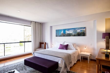 Luxury apt with great localization - San Isidro