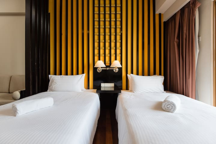 Apartment next to Sunway Pyramid - Subang Jaya - Bed & Breakfast