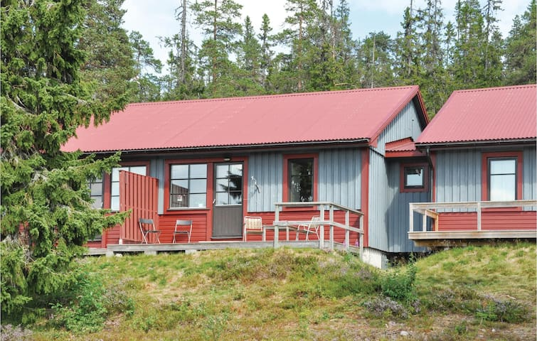 Holiday apartment with 2 bedrooms on 45m² in Sälen