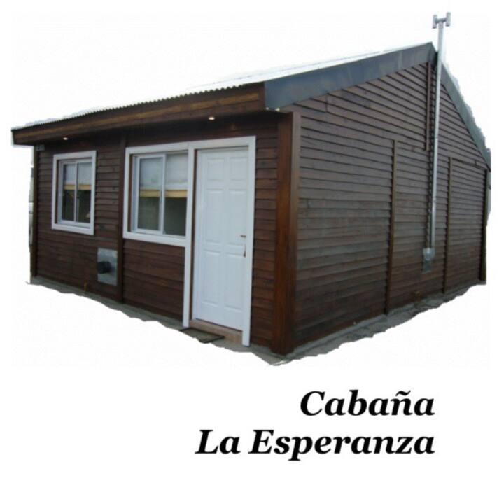 Esperanza Santa Cruz Cabaña pequeña corazón grande