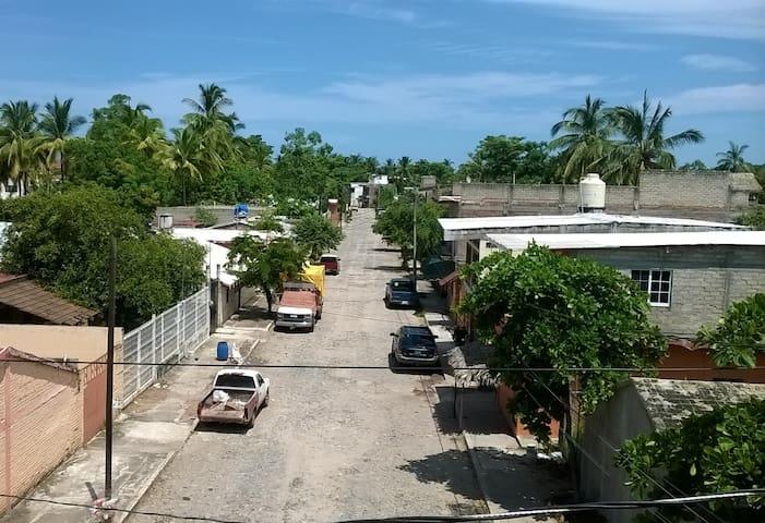 Casa La Palapa - Lo de Marcos - บ้าน