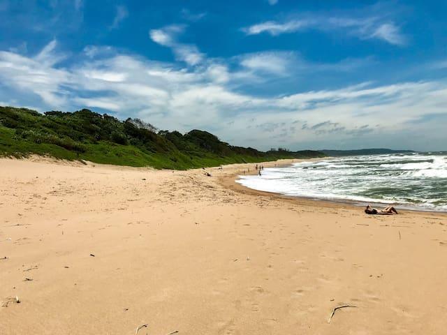 Moderan apartman na plaži u Zinkwaziju