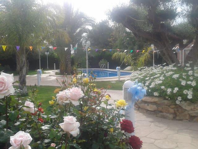 """Casa """"Elena"""" en Los Jardines de Lola - Torrellano - Departamento"""